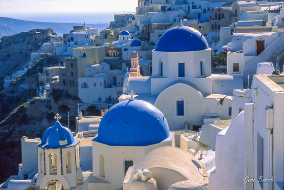 Santorini Churches 01